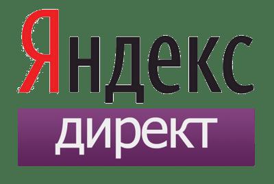 Dit is het logo van Yandex.Direct