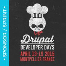 Drupal developerdays sprintroom
