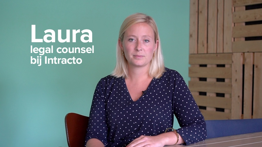 Laura Debruyne, legal counsel bij Intracto