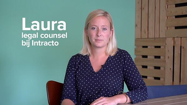 Laura Debruyne, legal counsel bij Intracto