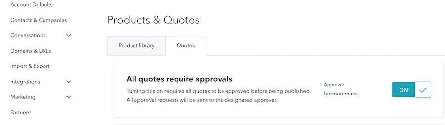quotes approval