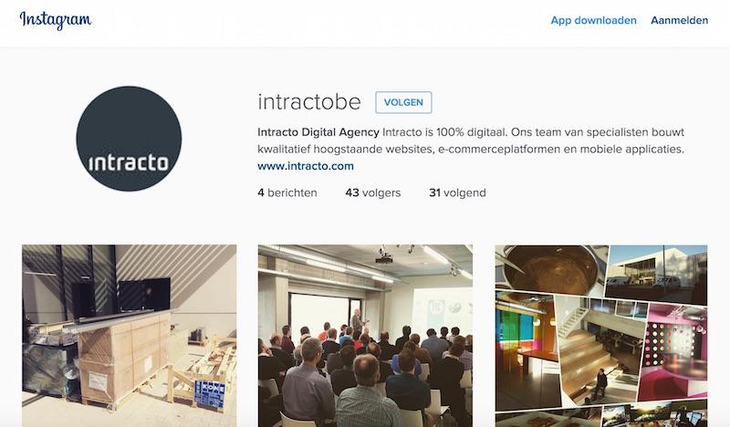 Intracto_Digital_Agency___intractobe___Instagram-foto_s_en_-video_s