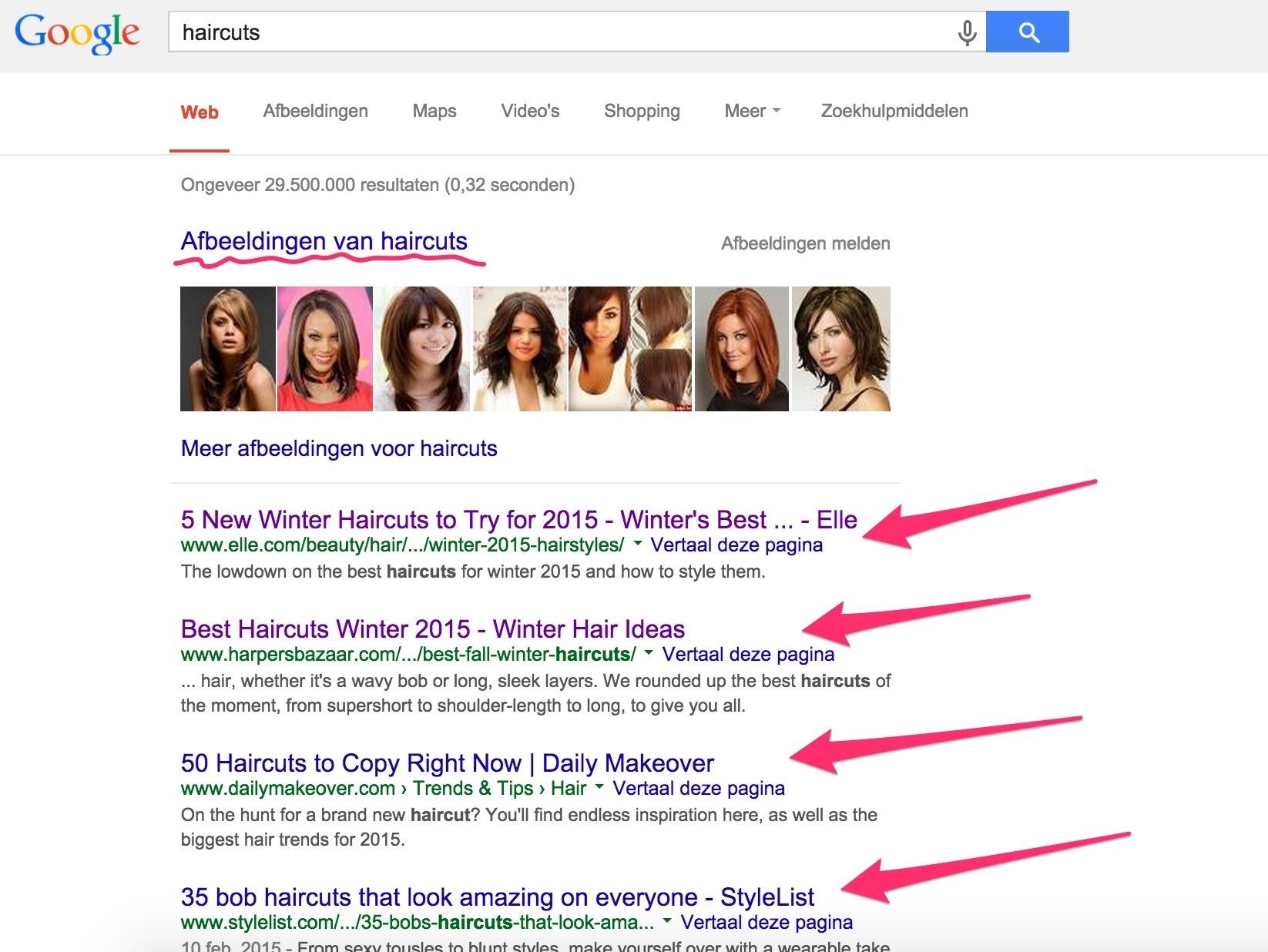 haircuts google