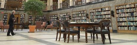 RDS Dublin library